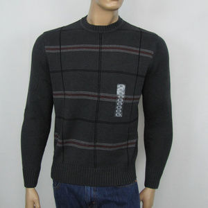 NEW Dockers Men's Sweater Cotton Crew Neck Size S